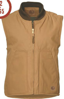 Industrial Duck Workman's Vest