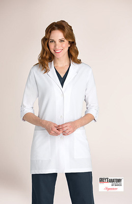 Women's Grey's Anatomy&#0153 Signature 2 Pocket 31 Inch Lab Coat