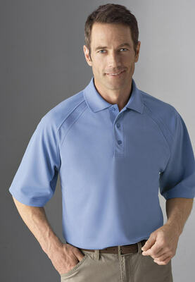 Men's Country Club Edry Ottoman Polo Shirt