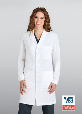 Unisex 5 Pocket 38 Inch Lab Coat