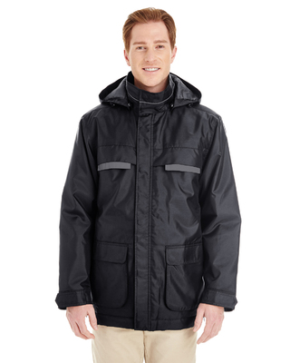Men's Valet 4-Season Insulated Cargo Jacket