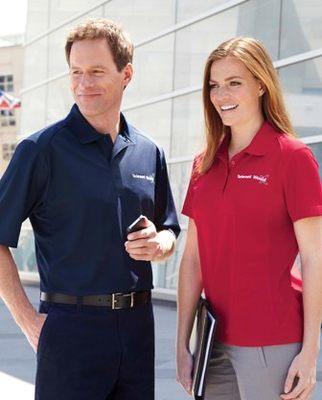 Men's Restaurant Snag Resistant Polo Shirt