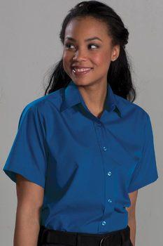e27ebf73 Ladies Broadcloth Value Dress Shirt