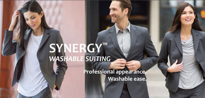 Men's Premier Hotel Washable Suit Collection