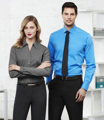 25b9af2cd Women's Uniform Shirts & Blouses - Sharper Uniforms