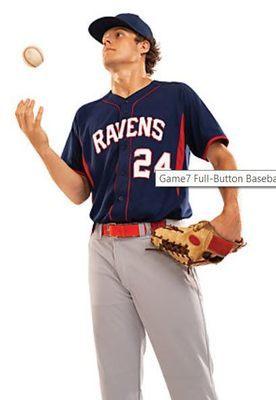 new concept 69b47 a3670 Baseball Uniforms - Team Uniforms & Athletic Apparel