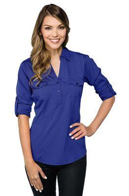 15d830ce8 Ladies Blouses and Shirts - Ladies Work Uniforms