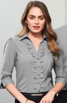 7c2f5a4a845 Ladies Casino Shirts: Averill's Sharper Uniforms