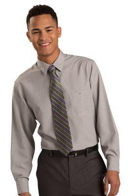 57491c3010d37 Men s Collared Hospitality Industry Uniform Shirts