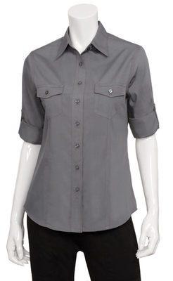 4bd8f3d2 Women's Uniform Shirts & Blouses - Sharper Uniforms