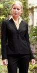 Ladies Washable Hotel Three Button Suit Jacket