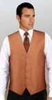 Men's Majestic Woven Jacquard Vest