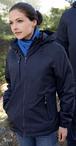 Women's Doormen-Valet Hooded Insulated Jacket