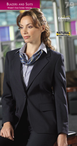 Ladies One Button Suit Jacket