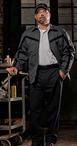 Men's Industrial Work Wrinkle Resistant Cotton Pant