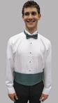 Boy's Wing Collar Concert Tuxedo Shirt