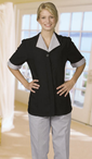 Ladies Spun Polyester Tunic