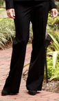 Ladies Washable Hotel Flat Front Pant