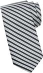 Men's Hotel Front Desk Triple Stripe Tie