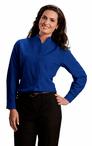 Ladies Casino Stand-Up Mandarin Collar Shirt