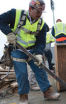 Men's Industrial Work-Maintenance Pants
