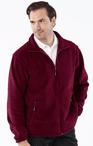 Men's Valet Mid Weight Microfleece Resort Hotel Jacket