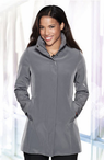 Ladies Hotel Hooded Trench Coat