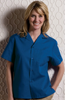 Unisex Economy Poplin Camp Shirts (Discontinued NOT Returnable)