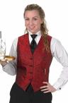 Ladies Banquet Paisley Vest
