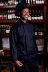 Moisture Management Cloth Knot Chef Coat