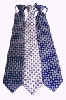 Server Boxed Paisley Zipper Tie