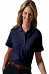 Womens Soft Touch Cotton Pique Polo (Discontinued NOT Returnable)