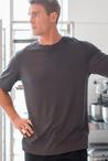 Men's Server Moisture Wicking Crew Neck T-Shirt