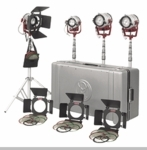 Mole-Richardson Lighting Kits