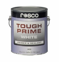 Rosco Tough Prime Paint White 5 Gallon Primer