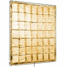 Modern Studio Gold Reflector Slip-On Shiny Board