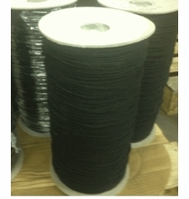 Black Trick Line / Tie Line Cotton Un-Glazed, #4 600' Spool