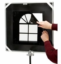"Chimera Micro Window Holder 24""x24""  5305"