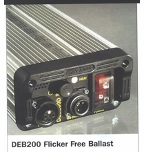 Dedolight 200W Flicker Free Ballast  DEB200DT