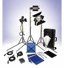 Lowel DV Creator 1 Light Kit with Soft Case DV-901LBZ
