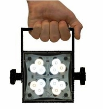 Rosco Miro Cube LED WNC Tunable White 2800K - 6500K  BLACK