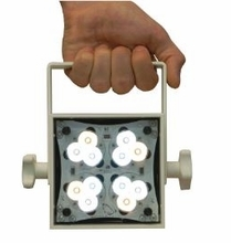 Rosco Miro Cube LED WNC Tunable White 2800K - 6500K WHITE