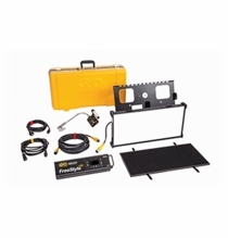 Kino Flo FreeStyle/GT 21 LED DMX Kit w/ Travel Case, Univ