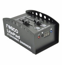 2 Channel DMX Dimmer LitePad LED Panel Light