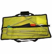 Advantage Grip EZ Travel 18x24 Net Flag Kit