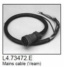 Arri Arrisun 12 Plus 1200W HMI Par Light Mains Cable, Part L4.73472.E