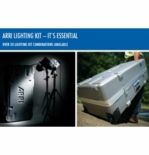 Arri Compact 3 Light Case with Wheels L2.0005279