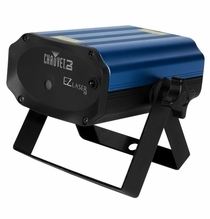 Chauvet EZ Laser RB (Red, Blue) Battery Operated Laser