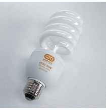 Kino Flo Spiral Compact Fluorescent CFL Tungsten 26W