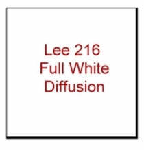 LEE 216 Full White Diffusion Roll 4' x 25 '